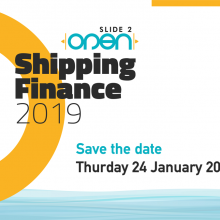 Συνέδριο Slide2Open Shipping Finance 2019