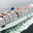 cosco china shipping in merger talks