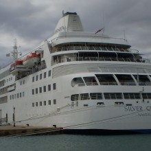 Silver Cloud-cruiseship