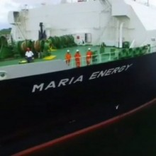 0lng carrier maria energy
